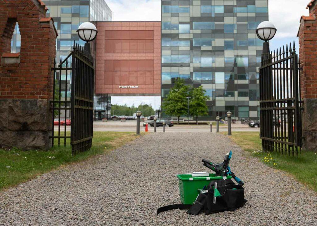 Fönsterputs i Växjö. Fönsterputsare i hela Växjö kommun.