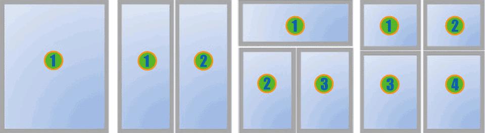 Hur räknar man fönster vid fönsterputsning?